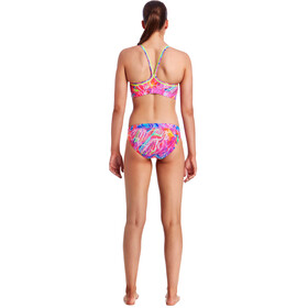 Funkita Sports Brief Ladies Kaleidocolour